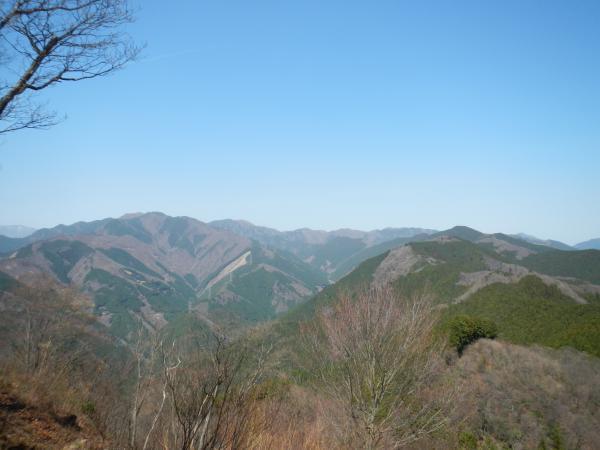 高水三山 107