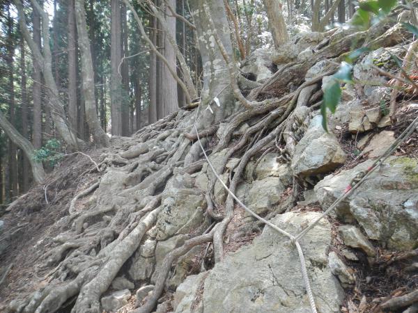 高水三山 123
