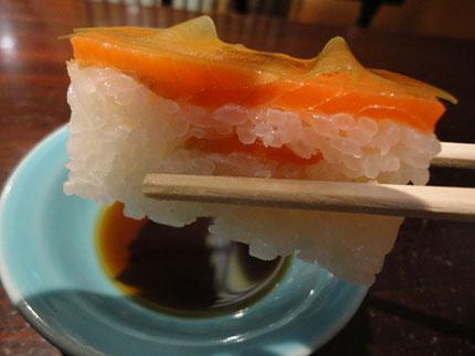 新宿 箱寿司