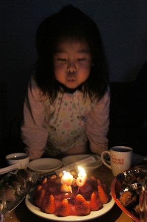 6歳誕生日1