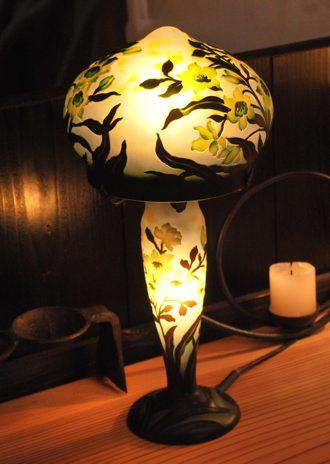 別荘 ランプ