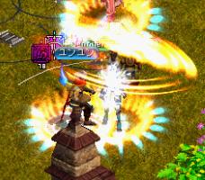 ユンユンと戦い