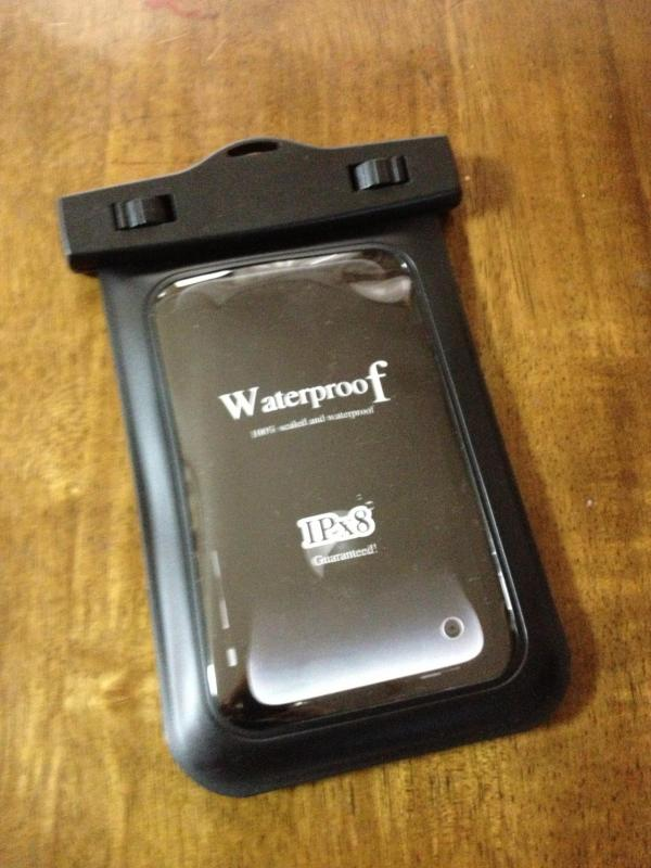防水携帯ケース