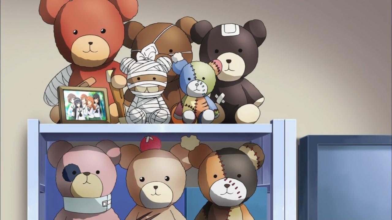 凹られ熊さん