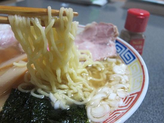 八戸 中村製麺のラーメン