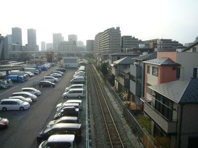 東京都港湾局専用線05