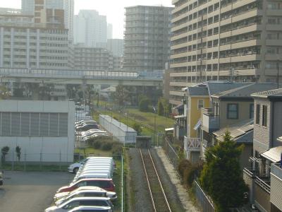 東京都港湾局専用線06