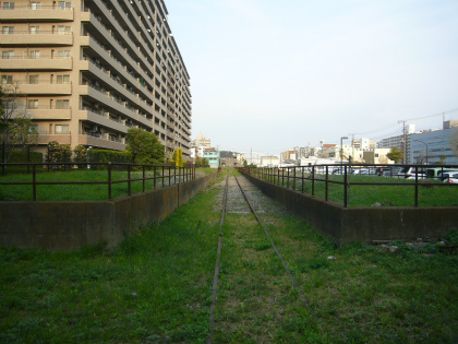 東京都港湾局専用線08