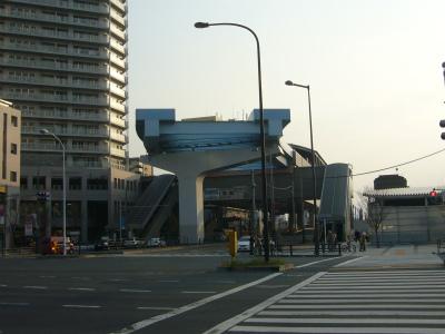 東京都港湾局専用線16