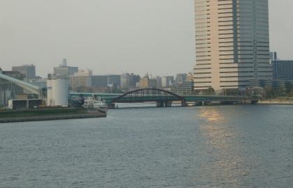 東京都港湾局専用線21