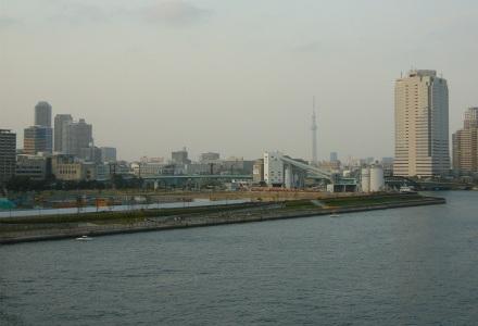 東京都港湾局専用線22
