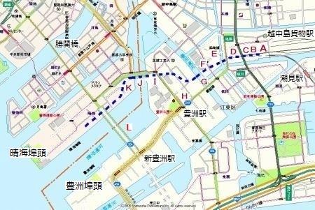 東京都港湾局専用線25