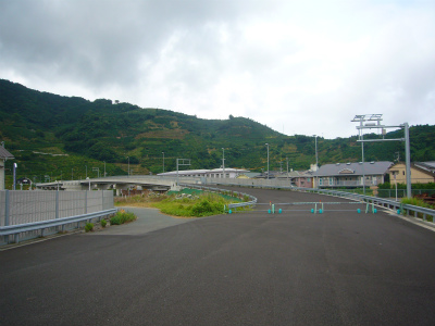 名坂道路09