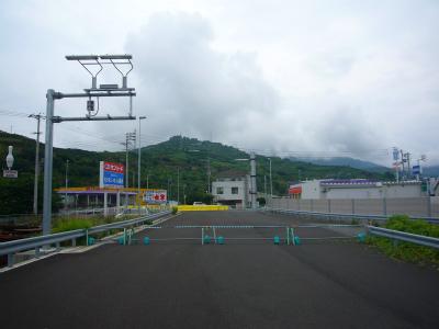 名坂道路13