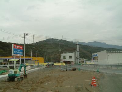 名坂道路14