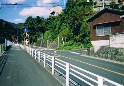 名坂道路31