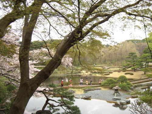 二ノ丸庭園!