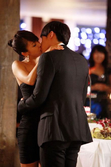 ハ・ジウォンとヒョン・ビンの熱愛2
