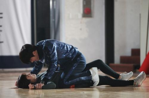 ハ・ジウォンとヒョン・ビンの熱愛3