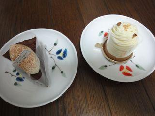 ポタジエケーキ