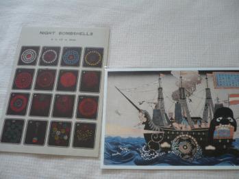 Happy wedding カード&ポストカード(東急ハンズにて)1