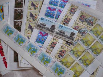 切手購入20127-5