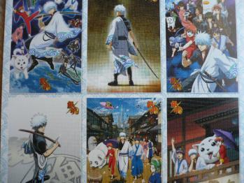 アニメのポストカードセットを初めて購入2012-2