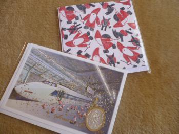 絵葉書カード等購入20121215-2