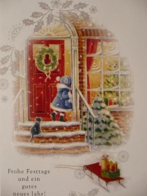 ビルギッタからクリスマス2013-1