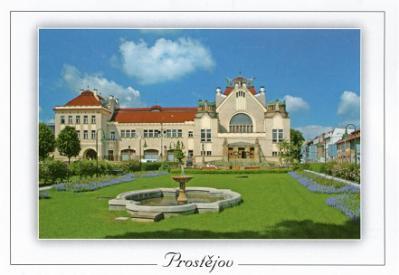 チェコのK絵葉書20129