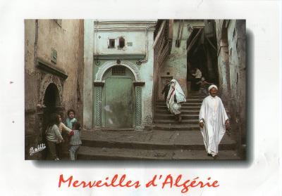 アルジェリアLから20127