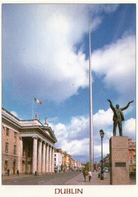 アイルランドO絵葉書20128-2