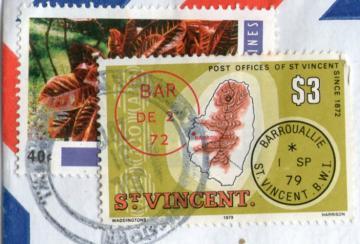 セントビンセントC切手20128