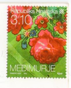 クロアチアVから絵葉書20125-2