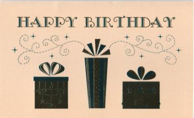 スリランカのRへ誕生日2012