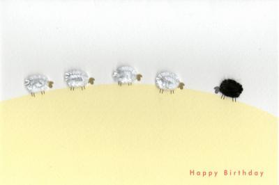 ベルギーのNへ誕生日2012