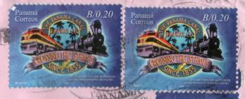 パナマのK20129-1