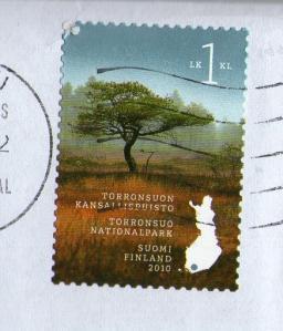 フィンランドM切手20125