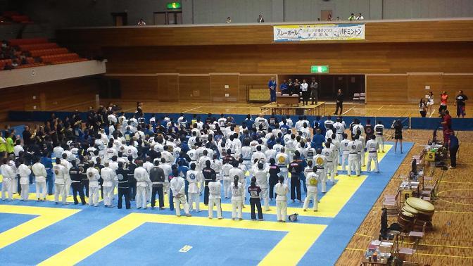 ヒクソンカップ2012開会式
