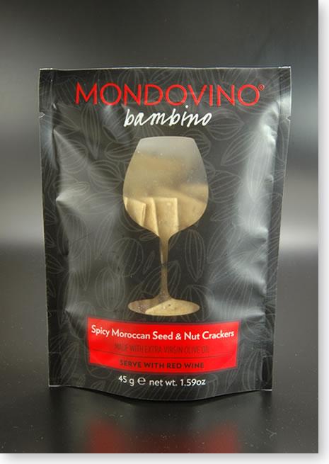 赤ワインに合う Mondovino kracker
