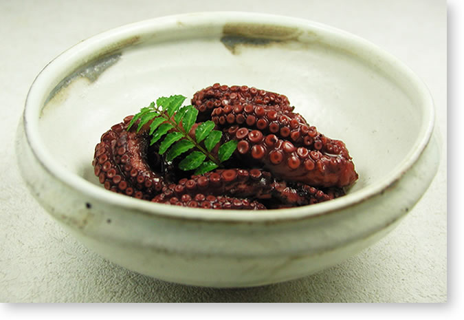 淡路島武田冷凍の蛸の柔らか煮