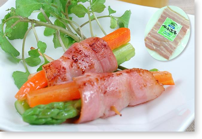 十勝池田食品のベーコン