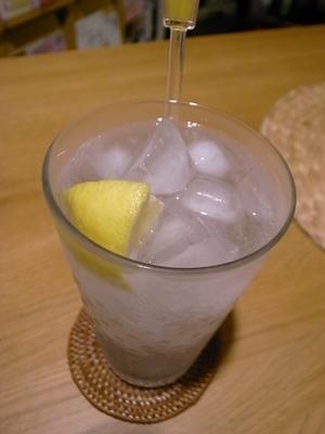 レモンハイボール