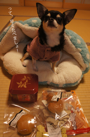 お菓子土産3