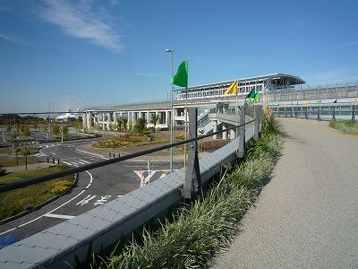 愛・地球博記念公園駅、地球交流センターP1030702