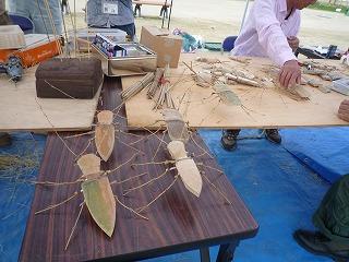 竹の工作P1030745