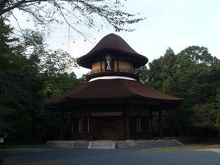 10,27,伊賀上野、俳聖殿、P1030800