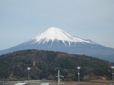 013,1,6,富士川SAからの富士2、P1040068