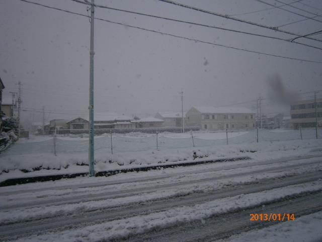 2013初雪2