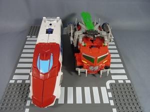 TFGo! G26 オートボット総司令官オプティマスエクスプライム ビークル・ビースト011